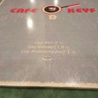 Foto tomada en Kafe 'D' Keyf por 👑 C Mert K. el 12/5/2015