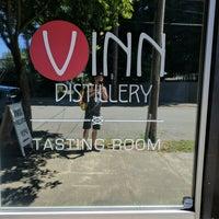 Снимок сделан в Vinn Distillery пользователем Phil 6/24/2017
