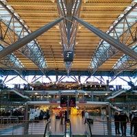 Das Foto wurde bei Hamburg Airport Helmut Schmidt (HAM) von Bert S. am 4/14/2015 aufgenommen