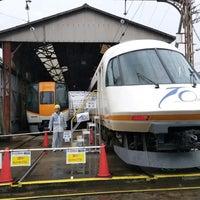 近畿日本鉄道 高安検車区 - 工場