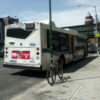 Mta Mabstoa Bus At Kingsbridge Road Jerome Avenue Bx9 Bx22