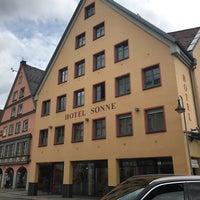 Hotel Sonne Fussen Hotel In Fussen