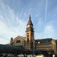 Das Foto wurde bei Hamburg Hauptbahnhof von Bosse K. am 4/18/2013 aufgenommen
