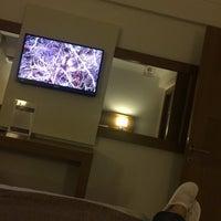 4/7/2018 tarihinde 💲🅰♓️ℹ️♑️ K.ziyaretçi tarafından Yeniceri City Hotel'de çekilen fotoğraf
