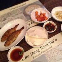 Das Foto wurde bei Chodang Soon Tofu von Franco T. am 3/1/2014 aufgenommen