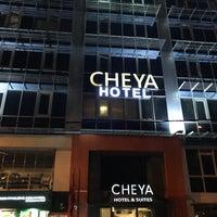 9/10/2018 tarihinde Mehmet Ercan K.ziyaretçi tarafından Cheya Hotel & Suites - BesIktas/Istanbul'de çekilen fotoğraf