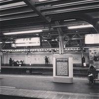 1/22/2013にwarasit a.が代々木駅で撮った写真