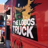Снимок сделан в The Lobos Truck пользователем The Lobos Truck 1/3/2014