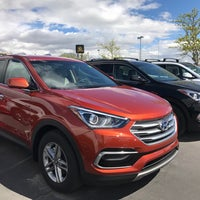 Photo Taken At Murdock Hyundai Of Lindon By Peter H On 4 25