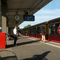 Das Foto wurde bei Bahnhof Berlin-Lichtenberg von Josef S. am 6/6/2013 aufgenommen