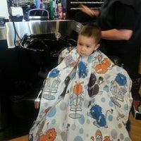 Photo taken at Floyd's 99 Barbershop by Chris on 9/21/2012