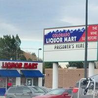 Foto scattata a Colorado Liquor Mart da Adam C. il 11/19/2014