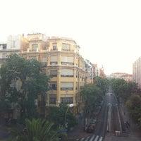 Das Foto wurde bei Hotel Husa Princesa von Marcela C. am 6/13/2013 aufgenommen