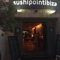 Foto tirada no(a) Sushipoint Ibiza por Z⭕️💿⭕️Z em 7/19/2017