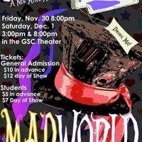 Foto diambil di Gallagher Student Center Theater oleh Alex R. pada 11/26/2012