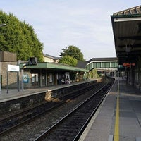Bridgend rail station