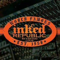 Inked Republic by Tattoo Lou\'s - 2 tips from 37 visitors