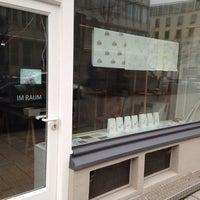 Im Raum Birgit Abt Galerie Atelier Werkstatt