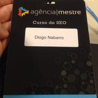 Foto tirada no(a) Curso Agência Mestre por Diogo N. em 11/23/2013