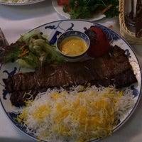 Das Foto wurde bei Kish Restaurant von Haya A. am 8/13/2014 aufgenommen