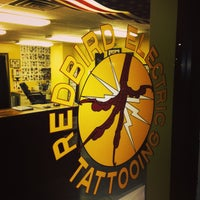 Photo Taken At Redbird Electric Tattooing By On 1 7 2017