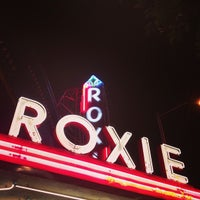 Снимок сделан в Roxie Cinema пользователем Nick D. 2/6/2013