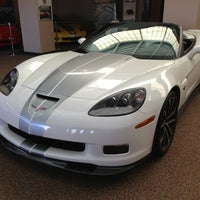 Photo taken at National Corvette Museum by Joanna P. on 3/3/2013