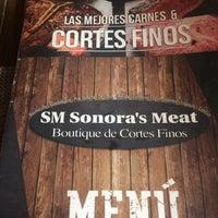 Foto tomada en Sonora's Meat por Carlita R. el 11/19/2016
