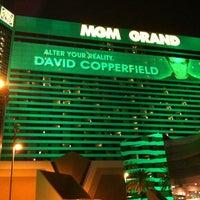 Foto scattata a MGM Grand Hotel & Casino da Paul B. il 3/30/2013