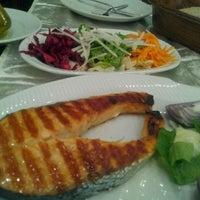 11/17/2014 tarihinde Ahmetziyaretçi tarafından Aytekin Balık & Restaurant'de çekilen fotoğraf