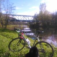 Das Foto wurde bei Pikkukosken uimaranta von Toni T. am 5/17/2015 aufgenommen