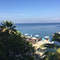 Снимок сделан в Kontokali Bay Resort пользователем Achim B. 9/16/2016