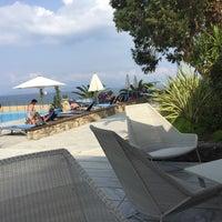 Снимок сделан в Kontokali Bay Resort пользователем Achim B. 9/17/2016