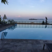 Снимок сделан в Kontokali Bay Resort пользователем Achim B. 9/15/2016
