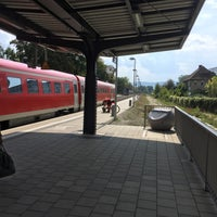 Das Foto wurde bei Bahnhof Jena West von Martin H. am 9/6/2018 aufgenommen