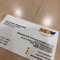 Foto tomada en Malaysia Debt Ventures por Norzal G. el 3/15/2018