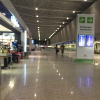 Снимок сделан в Aeroporto Internacional de Natal / São Gonçalo do Amarante (NAT) пользователем Monica C. 3/8/2016