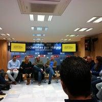 3/12/2013 tarihinde Andrea B.ziyaretçi tarafından PSOE de Málaga'de çekilen fotoğraf