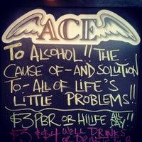 Foto scattata a Ace Bar da Cillian K. il 10/11/2012