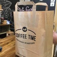 Foto tomada en Coffee Time Artisan Roasters por Evgenia el 10/10/2016