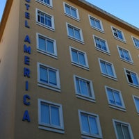 Foto diambil di Hotel América Sevilla oleh Montaño J. pada 3/9/2012