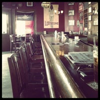 Photo taken at Libertine Bar by Marc-Alain R. on 1/4/2013