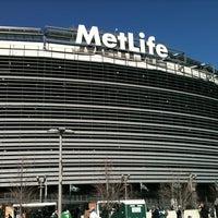 Снимок сделан в MetLife Stadium пользователем Caio C. 12/23/2012