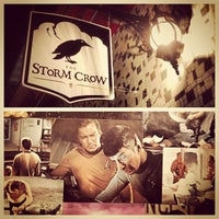 2/17/2013 tarihinde Steve F.ziyaretçi tarafından Storm Crow Tavern'de çekilen fotoğraf