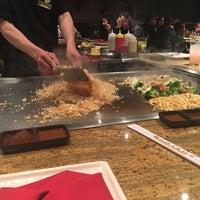 2/27/2016 tarihinde Jeremy W.ziyaretçi tarafından Ohjah Japanese Steakhouse Sushi & Hibachi'de çekilen fotoğraf