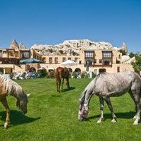 Photo prise au Tourist Hotels & Resorts Cappadocia par Tourist Hotels & Resorts Cappadocia le1/14/2014
