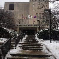 Das Foto wurde bei Norris University Center von Roderic M. am 2/8/2013 aufgenommen