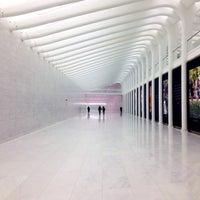 10/27/2013에 Corbin P.님이 World Trade Center Transportation Hub (The Oculus)에서 찍은 사진