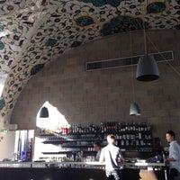 Снимок сделан в Café-Restaurant CORBACI пользователем Vika A. 6/3/2015