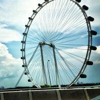 Singapore Flyer Car Park